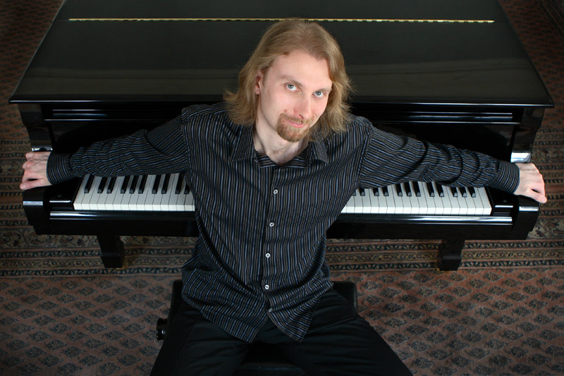 Ivo Kahánek – piano virtuoso and our patron